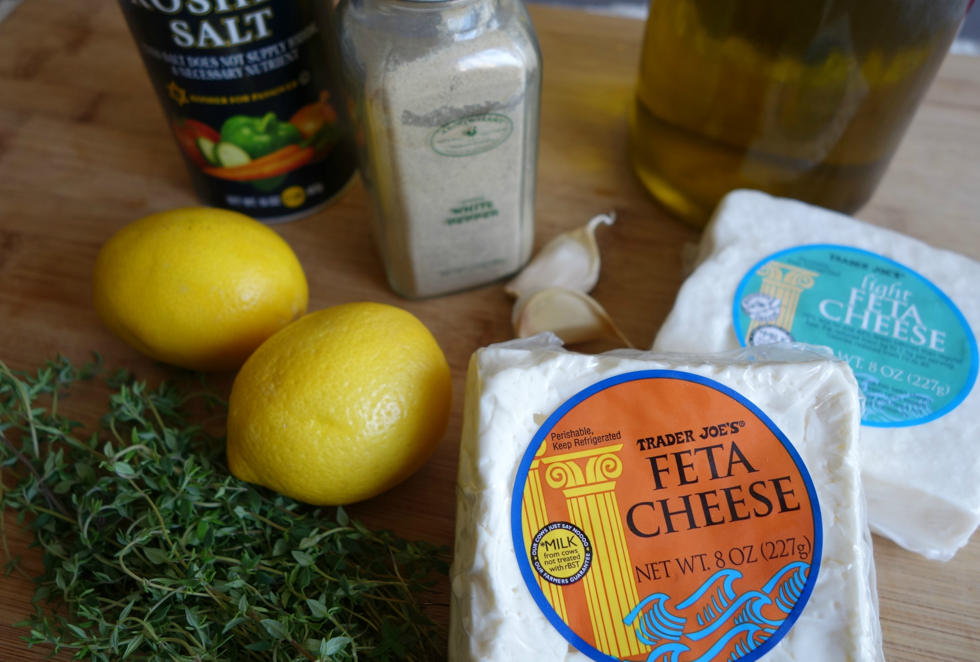 Feta Cheese Dip Recipe